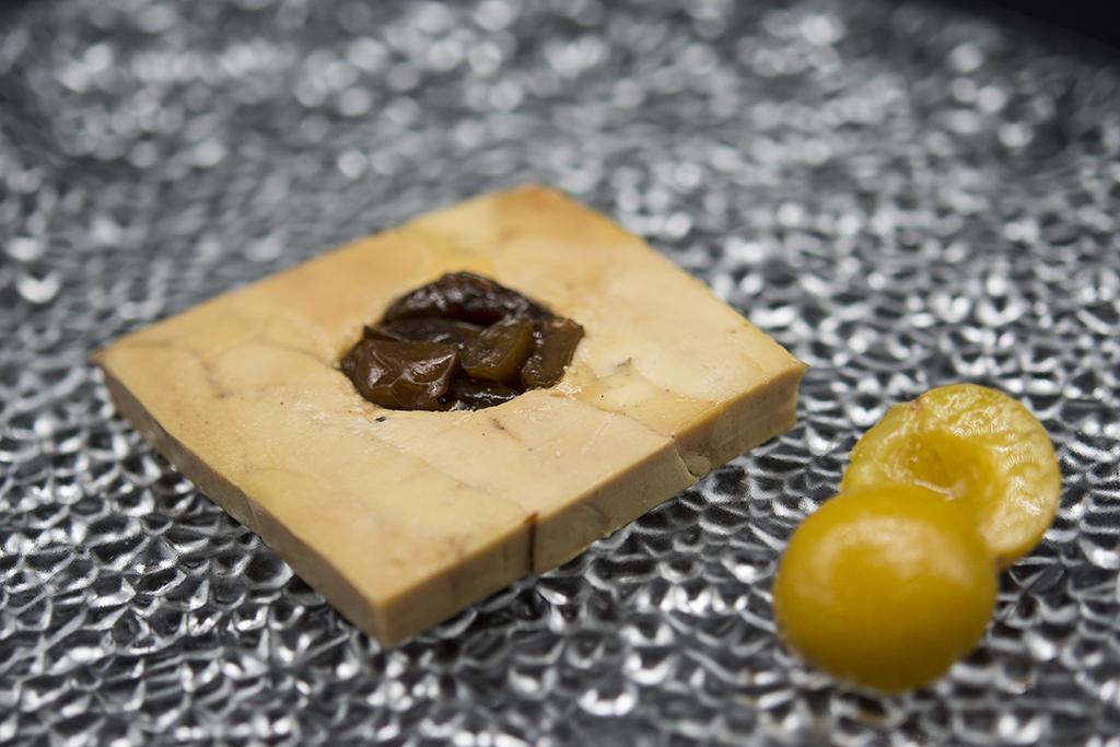 Foie gras alla Mirabelle de Lorena Photo_by_Luca_Belfiore